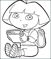 nick jr dora printable coloring pages printable dora coloring pages coloring pages free free coloring