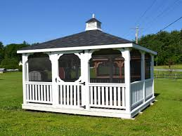 Gazebos And Pergolas For Sale by Vermont Outdoor Gazebos For Sale In Bristol Vt Livingston Farm