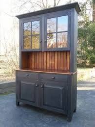 Solid Wood Buffet And Hutch Amish Dining Room Mission Hutch Buffet Server China Cabinet Solid