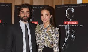 Ex Machina Turing Test Alicia Vikander And Oscar Isaac In Ex Machina Movie Review Lainey