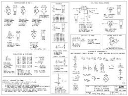 electrical symbols drawings wiring diagram components farhek