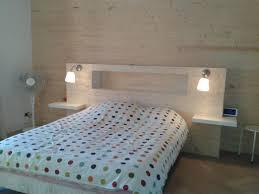 chambre peinte papier tete lit fabriquer decoration blanc mur peint reine jeux