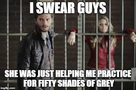 50 Shades Of Gray Meme - fifty shades of grey imgflip
