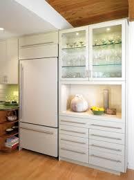 kitchen elegant modern kitchen hutch kinsman lighted china