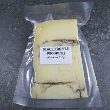 italian truffle cheese italian black truffle pecorino cheeseshop