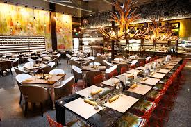 Italian Design Furniture Los Angeles At Cucina Enoteca In Irvine The Furniture Is On The Menu L A