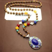 compare prices on chunky wood necklace online shopping buy low