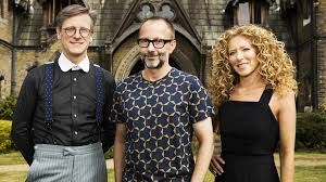 bbc home design tv show shows the great interior design challenge