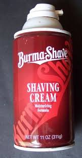 Burma Shave Meme - backyard neighbor outdoor wednesday burma shave