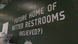 cubs apologize for long bathroom waits will install portable