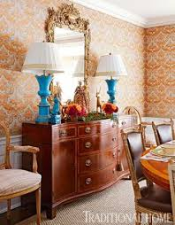 Chinoiserie Dining Room by 27 Splendid Wallpaper Decorating Ideas For The Dining Room