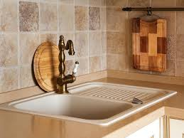 travertine tile backsplash ideas hgtv travertine tile backsplash ideas
