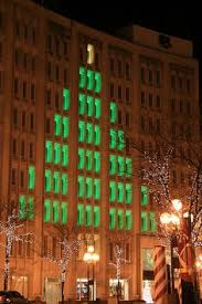 indianapolis circle of lights in indianapolis indiana favorite