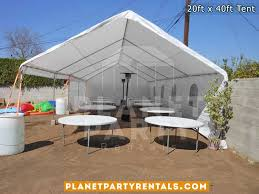 party rentals san fernando valley 08 20ft by 40ft party tent rentals vannuys northollywood reseda canopys jpg