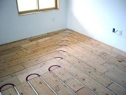 laminate flooring radiant heat flooring design