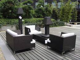 Artificial Wicker Patio Furniture by Resin Outdoor Furniture Imparts Homeblu Com