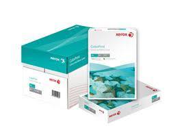 paper ream box xerox colorprint paper fsc a4 100gsm 003r95256 box 4 reams