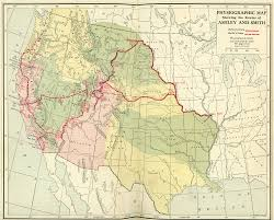 Portland Oregon County Map by Fur Trade In Oregon Country