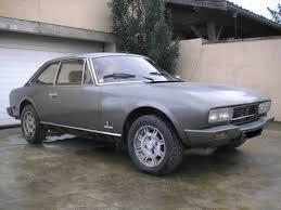 peugeot classic cars for sale peugeot 504 coupe 1982 classic cars hq