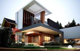 contemporary style home decor elegant modern house design green garden round style architecture