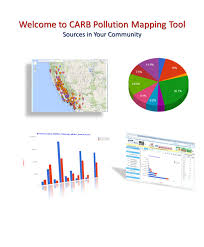 Mapping Tools Carb Pollution Mapping Tool