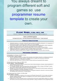 Programmer Resume Examples by What U0027s New In Resume Templates Ppt Video Online Download