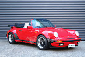 convertible porsche sold porsche 911 carrera 3 2 convertible auctions lot 18 shannons
