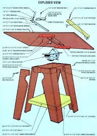 how make a table saw homemade tools how to make a table saw diy mother earth news