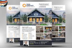 real estate brochure templates psd free real estate flyer sles fieldstation co