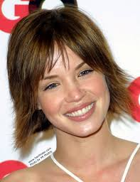 chic feathered bob hairstyles women hairstyles
