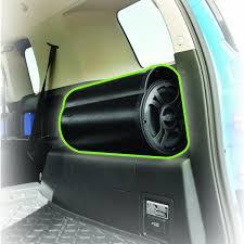 amazon com bazooka tms8a hp fj subwoofer fj cruiser car electronics