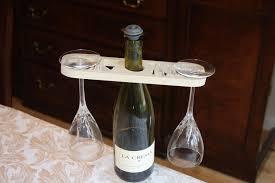 pattern for wine bottle holder customized wine bottle and glass holders by jfk4032 lumberjocks