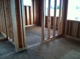 heated concrete floors in bellingham wa custom concrete