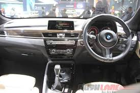 2014 Bmw X1 Interior New Bmw X1 Production Starts In India First Unit Rolled Out