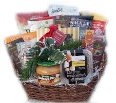 corporate gift basket for healthy