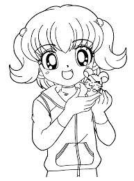 cute coloring pages for wallpaper coloring home
