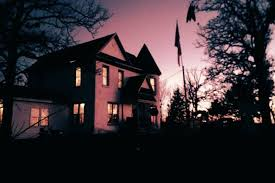 Halloween Lights On House Haunted Houses You Can Rent On Airbnb Today Com