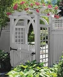 Arbor Ideas Backyard C Fencing I Want A Side Gate This Someday Backyard