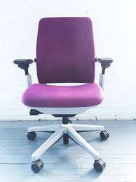 Used Office Furniture Liquidators by Steelcase Amia 3d Task Chair Purple C61167c Conklin Office