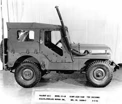 black military jeep jeep heritage 1951 jeep willys cj 4m the jeep blog