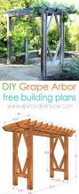 Swing Arbor Plans Garden Arbor Swing Plans Outdoor Projects Pinterest Arbor