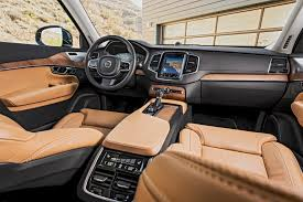 subaru suv 2016 interior 2016 volvo xc90 is the 2016 motor trend suv of the year volvo