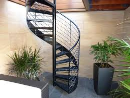 Outer Staircase Design The Important Pros And Cons Of Spiral Stairs House Exterior And