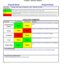 project weekly status report template excel new project weekly status report template excel project weekly