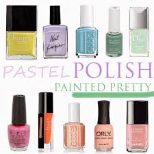 the fashion kuhlt the best pastel polish for spring