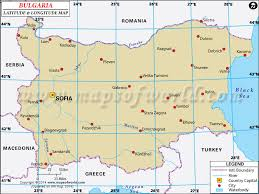 latitude map latitude and longitude map