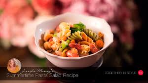 pasta salad recipe youtube