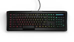 amazon com steelseries apex m800 mechanical gaming keyboard rgb