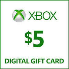 xbox 360 gift card free 5 xbox digital gift card xbox one xbox 360 digital