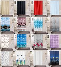 Curtain Ideas For Bathrooms Bathroom Lovely Extra Long Shower Curtains For Bathroom